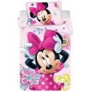 DisneyMinnie Copriletto per bambini 100 × 135 cm,