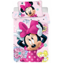DisneyMinnie Children's bed linen cover 100 ×