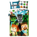 wholesale Licensed Products: Minecraft bed linen 140 × 200 cm, 70 × 90 cm