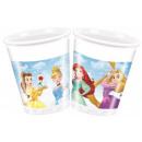 Disney Princess , Princess Plastic cup 8 pcs