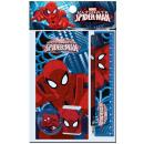 Ensemble de papeterie (6 pièces) Spiderman, Spider