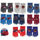 guantes de seda  Spiderman , Spiderman