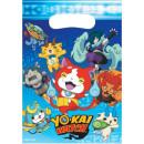 Yo-kai Watch Gift Bag 8 pcs