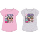 LOL Surprise kids short t-shirt, top 116-152 cm