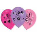 DisneyMinnie balon, balony 10 szt