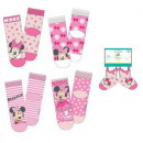 Baby Socks Disney Minnie