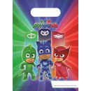 wholesale Licensed Products: PJ Masks,  Pajjahősök Gift Bag 6 pcs