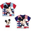 Camiseta del bebé, la parte superior Disney Mickey