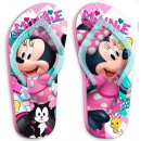 Pantoufles pour enfants, Tongs Disney Minnie 27-34