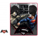 wholesale Licensed Products: Fleece blankets  Batman vs. Superman 120 * 140cm