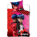 wholesale Licensed Products: Miraculous Ladybug  bedding 140 × 200cm, 70 × 90