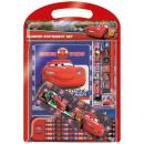 Stationery Set (12 pieces) Disney Cars , Verdas