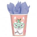 Llama, Llama paper cup 8 pcs 250 ml
