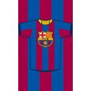 Hand towels, towels FCB, FC Barcelona