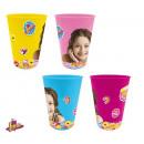 Cup Set - 4 Piece Disney Soy Luna