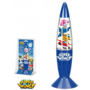 Mini Glitter Lamp Super Wings