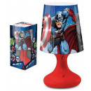 mayorista Baterias y pilas: Mini LED Lamp Avengers , Rogues