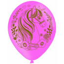 Unicorn, Unicorn Balloon, balloons 6 pcs