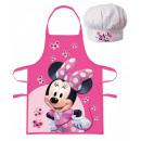 wholesale Houseware: DisneyMinnie Children's apron set of 2