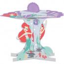 Disney Princess , Ariel Cupcake, Muffinständer
