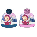 Masha And The Bear Kid's Cap