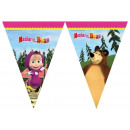 Masha and the Bear flagpole 2.3 m