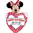 Disney Minnie Foil Balloons 83 cm