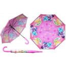 wholesale Umbrellas: Kid's semi-automatic umbrella My Little ...