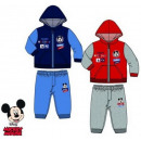 Wärmer Baby - Jogging - Kit Disney Mickey 3-24 Mon