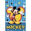 Polar Kołdra Disney Mickey 100 * 150cm