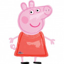 Peppa Pig AirWalker, walking foil balloon 121 cm