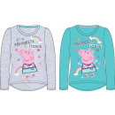 Kids' Long T-shirt, top Peppa Pig 98-128 cm