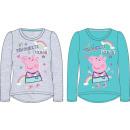 Kids' Long T-shirt, top Peppa Pig 98-128 cm