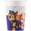 Paw Patrol , compostable paper cup 200 ml