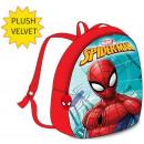 Plush Backpack Bag Spiderman , Spiderman 32cm