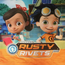 Rusty Rivets pillowcase 40 * 40 cm