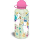 Großhandel Kopfbedeckung:Aluminiumwasserflasc he Lama, Lama 500ml
