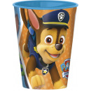 Paw Patrol , Paw Patrol glass, plastic 260 ml