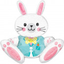 wholesale Gifts & Stationery: Rabbit, Bunny Foil Balloons 76 cm