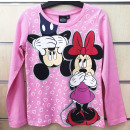DisneyMinnie kid long sleeve t-shirt 3-8 years