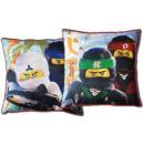 LEGO Ninjago kussens, kussens 40 x 40 cm
