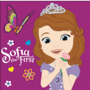 Disney Sofia plush pillow, decorative pillow 35 *