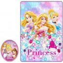 Polar Kołdra Disney Princess , księżniczka 100 * 1