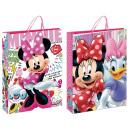 Sac cadeau Disney Minnie 18 * 13 * 8cm