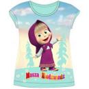 Kids T-shirt, Top Masha and the Bear 98-128 cm