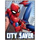 Spiderman Plush Duvert 90 * 120cm