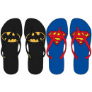Children's slippers, Flip-Flop Batman . Superm