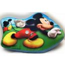 Disney Mickey forma de almohadas, cojines