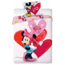 Linens Disney Minnie 140 × 200cm, 70 x 90 cm