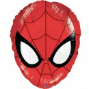 Großhandel Partyartikel: Spiderman , Spiderman - Folien - Ballone 43 cm